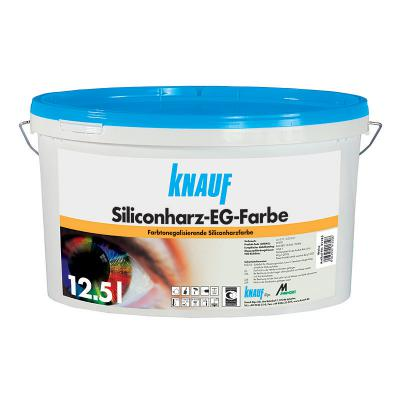 Knauf Siliconharz Exterior Paint - White (other colours available)