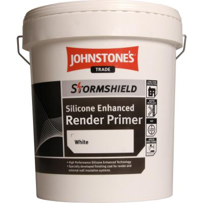 Stormshield Silicone Enhanced Primer - White, 15ltr tub (other colours available)