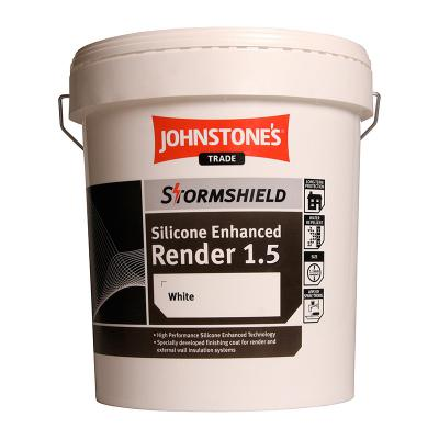 Stormshield 1.5mm grain Silicone Enhanced Render - White (other colours available)